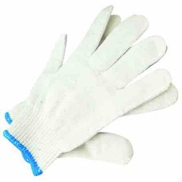 GUANTES ANTICORTES COLOR BLANCO (NIVEL DE PROTECCION 5)